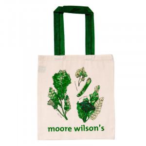 Moore Wilson's Reusable Calico Bag