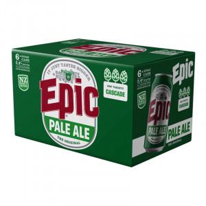 Epic Pale Ale 6 pack
