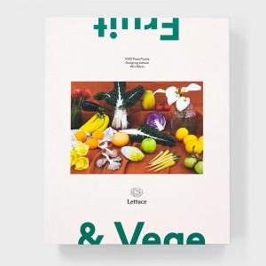 Lettuce Puzzle Fruit & Veg