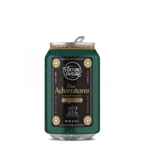 Fortune Favours The Adventurer Pilsner