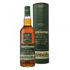 Glendronach 'The Revival' 15 Year Old Single Malt Scotch Whisky