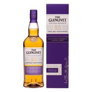 Glenlivet Captains Reserve Single Malt Scotch Whisky
