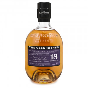 Glenrothes 18 Year Old Singe Malt Scotch Whisky