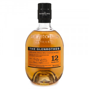The Glenrothes 12 Year Old Single Malt Scotch Whisky
