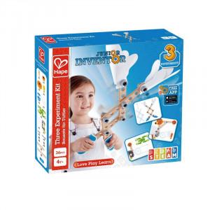 Hape Junior Inventor 3 Experiment Kit