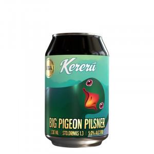 Kereru Big Pigeon Pilsner