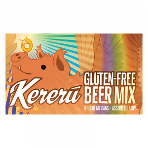 Kereru Gluten Free Beer Mix 6