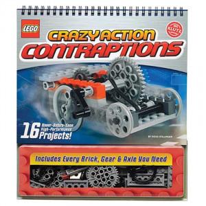 Klutz Lego Crazy Contraption
