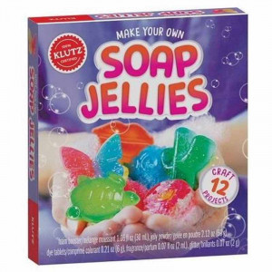 Klutz Make Your Own Soap Jellies