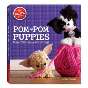 Klutz Pom Pom Puppies