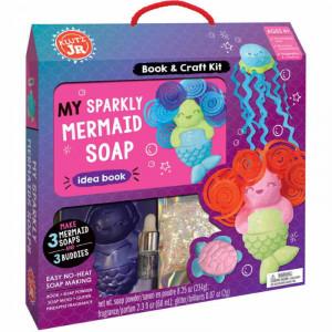 Klutz Jr My Sparkly Mermaid Soap