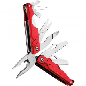 Leatherman-Leap-Red