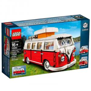 Lego Volkswagen T1 Campervan Box