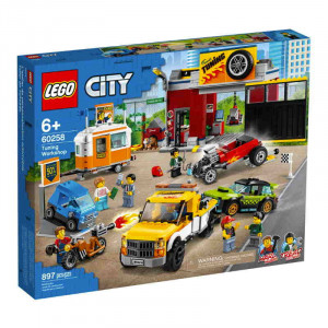 Lego City Tuning Workshop
