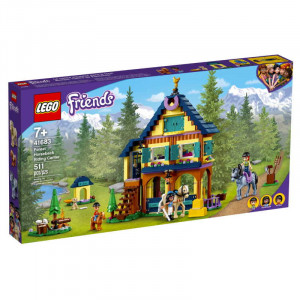 Lego Friends Forest Horesback Riding Center