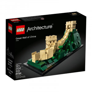 Lego Architecture Great Wall Of China