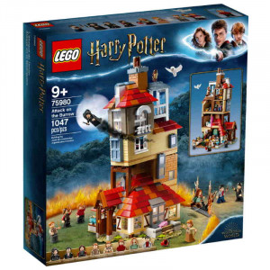 Lego Harry Potter Attack on the Burrow
