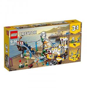 Lego Pirate Roller Coaster
