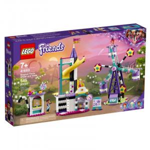 Lego Friends Magical Ferris Wheel Slide