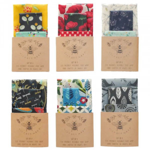 Lily Bee - Beeswax Food Wrap Lucky Dip