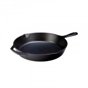 Lodge-26cm-Cast-Iron-Skillet