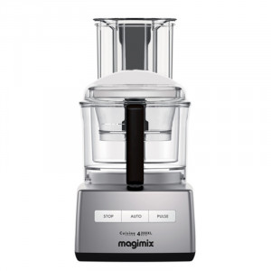 Magimix FP4200S-XL Food Processor Silver
