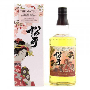Matsui Sakura Cask Single Malt Whisky