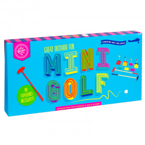 The Great Garden Games Co. Mini Golf
