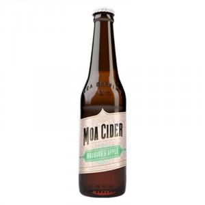 Moa Rhubarb & Apple Cider