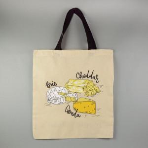 Moore Wilson Calico Bag Cheese