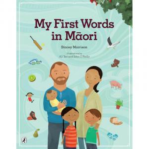 My First Words In Maori