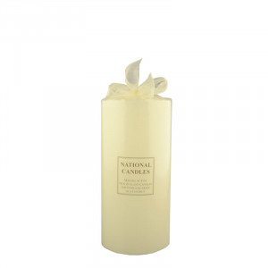 National Candles Round Candle - Medium