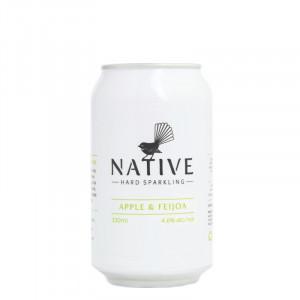 Native Hard Sparkling Apple & Feijoa