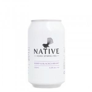 Native Hard Sparkling Berry & Blackberry