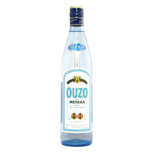 Ouzo by Metaxa