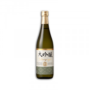 Ozeki Daiginjo White Label Sake