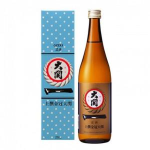 Ozeki Kinkan Josen Sake