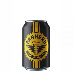 Panhead Port Road Pils can