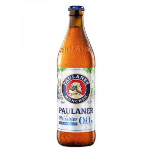 Paulaner Non Alcoholic Weissbier 0.0%