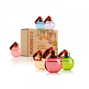 Pickering's Gin Baubles 6pk