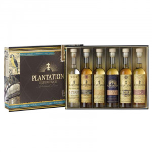 Plantation Rum Experience selection box