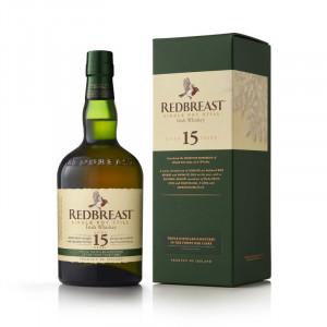 Redbreast 15 Year Old Irish Whiskey