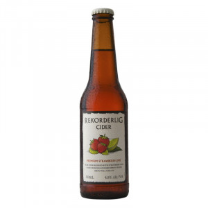 Rekorderlig Strawberry-Lime Cider