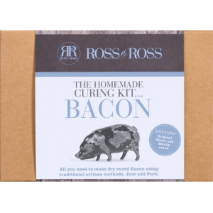 Ross & Ross - The Homemade Curing Kit…Bacon