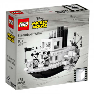 Lego Disney Steamboat Willie