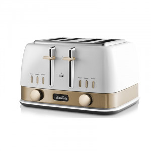 New York Collection 4 Slice Toaster