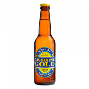 Sunshine Brewery Gisborne Gold