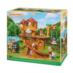 Sylvanian Adventure Tree House