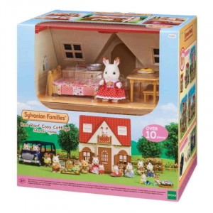 Sylvanian Red Roof Cosy Cottage