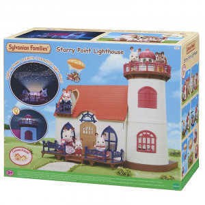 Sylvanian Families Starry Point Light House